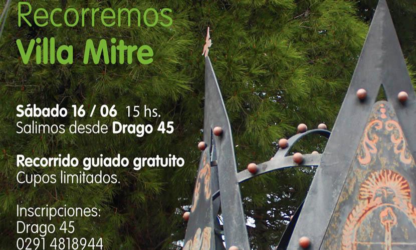 ¿Conoces Bahía?: visita guiada a Villa Mitre