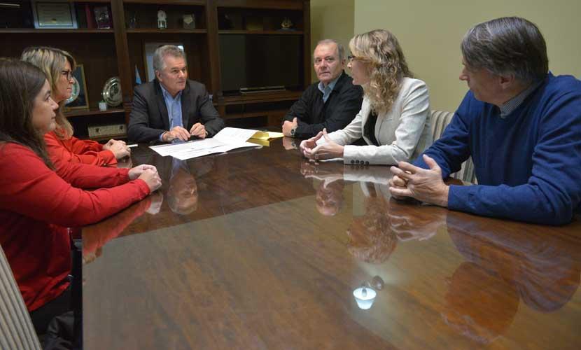 Convenio de cooperación institucional con ENTRETUR Trelew Bureau de Eventos